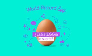 World Record Egg: ¿EstratEGGia o suerte?